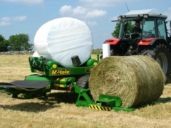 991BC – Round Bale Wrappers