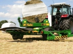 991BE - Round Bale Wrapper