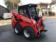 New manitou 1900 r skid steer