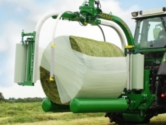 W2020 - Stacking Bale Wrapper