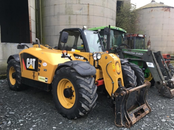 2012 caterpillar 336 loader