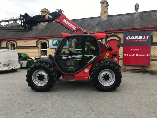Manitou MLT 634 120 PS  SOLD