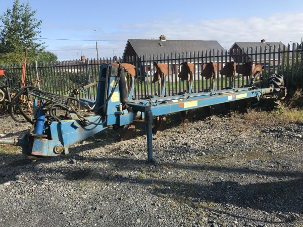 Overum plough SELECTION
