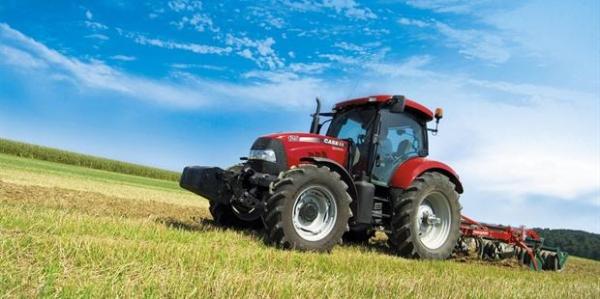 Case Maxxum Tractors
