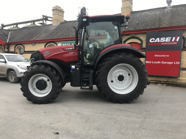 *NEW* Case maxxum 150